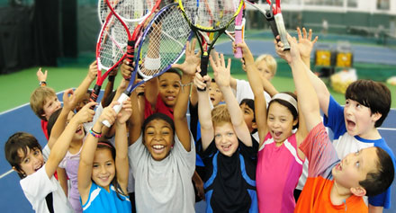 Kids Tennis Camp